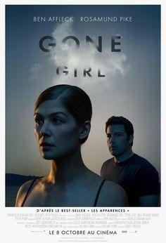 Gone Girl, film de David Fincher avec Ben Affleck, Rosamund Pike Film Movie, See Movie, Movie List, Crazy Movie, David Fincher, Rosamund Pike, Streaming Movies, Hd Movies, Movies Online