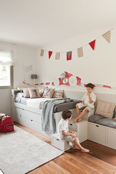 choose a color for kids room seating white floor home decorating trends homedit