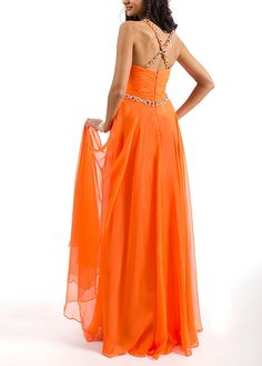 FTW Bridal Wedding Dresses Wedding Dresses Online, Wedding Dress Plus Size, Collection features dresses in all styles as well as more traditional silhouettes. Customize your bridal gown now! Orange Prom Dresses, Orange Dress, Formal Dresses, Wedding Dresses Plus Size, Bridal Wedding Dresses, Bodice, Neckline, Occasion Dresses, Evening Gowns