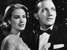 Grace Kelly e Bing Crosby