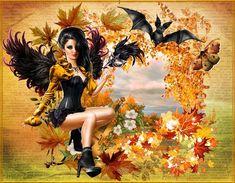 Design Wilds Cat: Crow Girl