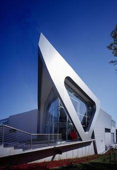 Harley Davidson Office Architecture Building -The Kubala Washatko Architects, Inc