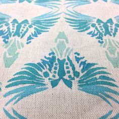 Birds Of A Feather - ecru - linens & accessories for your home