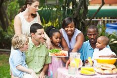 Have a family BBQ that helps your community's soldiers