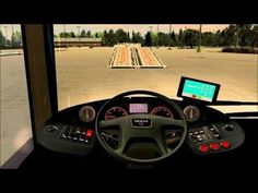 Bus Simulator | omsi 2 lemmental | home made dash