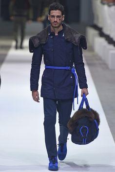 Dirk Bikkembergs Men's RTW Fall 2015 - Slideshow   http://fashion.manysales.ru/Dirk-Bikkembergs/