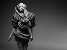 Sandra Backlund - knitwear designer. Visualfairytales.com