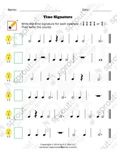 Music Rhythm Charts: Notes and Rests Value Charts/Poster