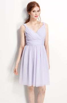another lavender dress!