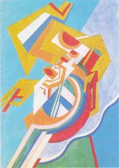 Helen Saunders: a little gallery « Richard Warren