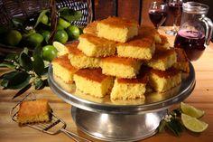 Receita de Bolo de Limão. http://belavista.tur.br/bolo-de-limao/