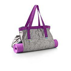 Lotus Paisley Tote Bag
