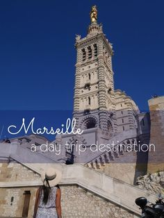 Find out what you need to know to visit Marseille for 1 day, and why it's really oly suitable as a day trip | Laugh Travel Eat