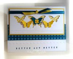 Stampin Up Better Get Better by nitestamper on Etsy