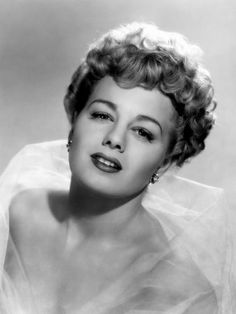 Shelley Winters - (08/18/1920 - 01/14/2006) actress - born in St.Louis, Missouri - died at age 85 from heart failure
