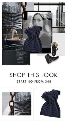 """""""postcard from far away"""" by dear-inge on Polyvore featuring By Zoe"""