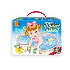 Badspeelgoed: Stempelen (The Water Artist)