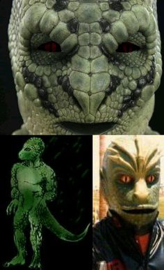 Draconians, known as Reptilians, Reptoids, Dinosoids, The Vrill and Lizard men.   In ancient past they were known as Gods (Serpent/Reptilian gods) Also known as The Naga, The Lucifers and many more.  They're all through human history, there's no running from it and there's no room for denial. They will keep Earth under their control until their allies (The Anunnaki) returns.