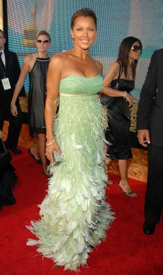 Vanessa Williams #HauteCouture #RedCarpet