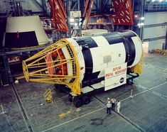 In August 1965, NASA established the program that would follow the first Apollo…
