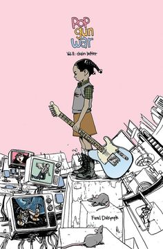 IMAGE COMICS: FAREL DALRYMPLE DELIVERS POP GUN WAR SEQUEL THIS JUNE