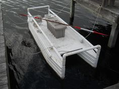 pontoon boat plans easy to build from common lumber. get your set