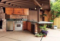 Letní kuchyně | Chatař & Chalupář