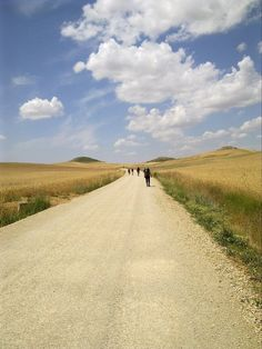 El Camino de Santiago; I WILL do this someday!!!
