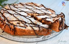 Torta mandorlata al gianduia-ricetta torte-golosofia
