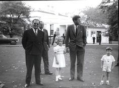 Tito and John F. Kennedy at the White House, 17/10/1963