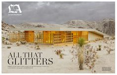 Pretty Vacant Properties is a vacation rental site in Joshua Tree, California. One at a time, we are building a new kind of desert modern architecture that offers you a chance to re-frame and re-create your own world . . . if only for a weekend. The single most valuable thing we offer, that even the most deluxe hotels can only pretend to, is authentic architecture and a truly unique place. the most luxurious accommodations in the Joshua Tree National Park area in a place you will never…