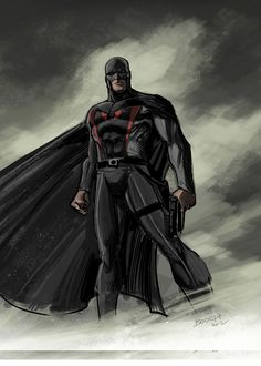 "Brian Buccellato Spills More Details Of ""Black Bat"" Revival - Multiversity Comics"