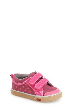See Kai Run 'Robyne' Sneaker (Baby, Walker & Toddler) available at #Nordstrom