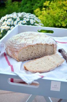 Chleb wiejski z ziemniakami