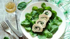 Kuracie prsia plnené špenátom Pickles, Cucumber, Spinach, Vegetables, Food, Essen, Vegetable Recipes, Meals, Pickle