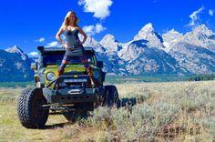 Jeep #Jeep #mountains