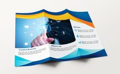 create Outstanding Trifold Brochure Design