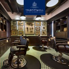 Truefitt & Hill has its presence all around the world, in various places from high end shopping malls, to stand alone shops to high end Hotels.