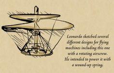 In the footsteps of Leonardo da Vinci