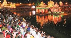 2016 Float Festival Ends on Wednesday | Temples In India Info