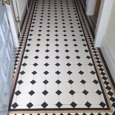 Floor Tile Specialist - Muswell Hill, North London