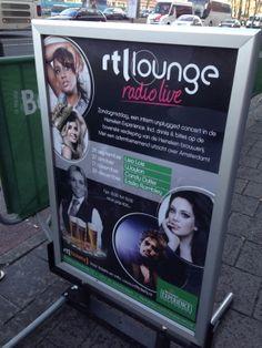 Zwak, je ziet niet dat het betrekking heeft op de Heineken Experience, wel dat het om RTL Lounge gaat.