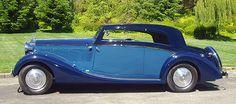 1937 Rolls-Royce Phantom III Vesters & Neirinck Coupe. Chassis 3CP144