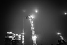 Great Cranes In THe Sky - Great Cranes In THe