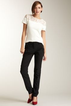 My Pants Bootcut Woven Pant on HauteLook
