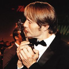 Mads Mikkelsen at the 24th European Film Awards - December 3, 2011