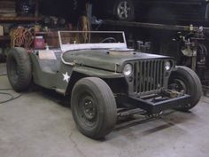 jeep rat rod project image by murray_1809 - Photobucket