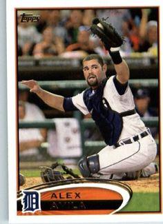 2012 Topps Baseball Card #213 Alex Avila - Detroit Tigers - MLB Trading Card by Topps. $1.79. 2012 Topps Baseball Card #213 Alex Avila - Detroit Tigers - MLB Trading Card
