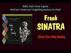 Angel Eyes (Frank Sinatra - with Lyrics) Old Music, Music Mix, Franck Sinatra, Nelson Riddle, Irving Berlin, Music Happy, Music Clips, Angel Eyes, Greatest Songs
