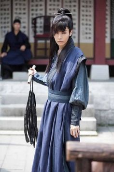 No Min Woo en The Sword and the Flower